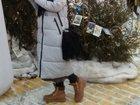 Фото в   НОВОЕ теплое зимнее пальто. Молодежное.  в Москве 0