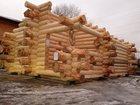 Фотография в Строительство и ремонт Строительство домов Готовый сруб бани 6*8 из зимней северной в Москве 600000
