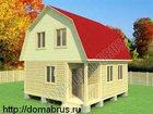 Новое фото  Строительство загородных домов и бань из бруса 34887736 в Москве
