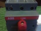 Фото в Электрика Электрика (оборудование) рубильники фирма АВВ финские 4 штуки новые в Москве 300