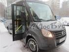 Скачать бесплатно foto Микроавтобус Заказ микроавтобуса, аренда микроавтобуса Газель NEXT 18 мест 35126476 в Москве
