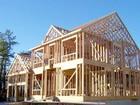 Скачать изображение  Строительство Каркасных домов! Под ключ! 35243543 в Новосибирске