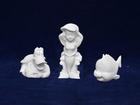 Скачать изображение Детские игрушки Гипсовые фигурки для раскрашивания Русалочка 35244155 в Москве