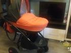 Изображение в   Продается детская коляска zippy, люлька+автомобильное в Москве 8000