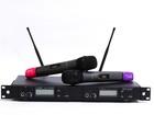 Скачать бесплатно фотографию  Радиомикрофон DVON LX-7070 (2 микрофона) 35313703 в Москве