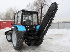 Фотография в Стройтехника Кран Установка на базе трактора МТЗ.   Разработка в Москве 1700