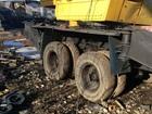 Изображение в   Продам автокран кс 3575а кран полностью после в Москве 0