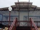 Фотография в   Защитные шторы для беседки обладают рядом в Москве 0