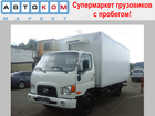 Просмотреть foto  Хундай HD78 реф для перевозки мяса 2015г (Hyundai) 36630414 в Москве