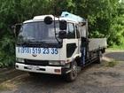 Скачать фото  Услуги-крана-манипулятора 36644468 в Москве