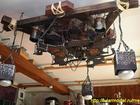 Скачать бесплатно фото  Необычные светильники из дерева и металла 36973794 в Туле