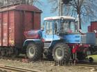 Увидеть фото  Мотовоз (локомобиль) маневровый ММТ-2 на базе трактора ХТЗ-150К-09-25 37057281 в Белгороде