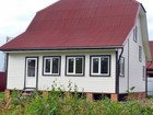 Смотреть фотографию Загородные дома недорогие дома в деревне калужская область Киевское шоссе 37090711 в Москве
