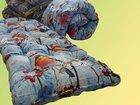 Новое изображение  Матрас ватный в чехле из тика 100% хлопок, 37116542 в Стерлитамаке