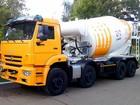 Фотография в   Транспортировка цементных растворов и бетонов в Нефтеюганске 550