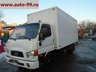 Скачать бесплатно foto Грузовые автомобили Продажа Hyundai Hd-78 фургон промтоварный 2010 г/в, Москва 37544074 в Москве