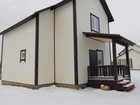 Свежее фотографию Загородные дома Новый дом в коттеджном поселке на границе Московской области Нара 37815706 в Москве