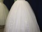 Увидеть фото Свадебные платья Новое свадебное платье+подарки 37959436 в Москве