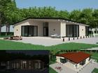 Изображение в Строительство и ремонт Строительство домов Одноэтажный деревянный дом из клееного бруса в Москве 2000000
