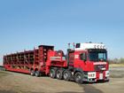 Смотреть изображение Тяжеловоз (трал) Аренда трала 80 тонн 38328588 в Москве
