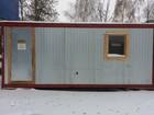 Смотреть foto Разное Блок-контейнеры (бытовка) утепленные, 38366953 в Москве