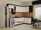 Скачать изображение  Кухонный гарнитур Беларусь-1 Угловой 38435367 в Москве