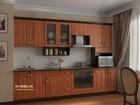 Фотография в Мебель и интерьер Кухонная мебель Размеры: 2950мм.     Материал: Корпус-ЛДСП, в Москве 27400