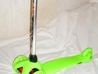 Скачать бесплатно foto Разное Самокат Мини трехколесный с регулир рулем и светящимися колесами новый = 38505170 в Москве