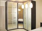 Скачать foto Производство мебели на заказ Шкаф купе угловой на заказ 38559860 в Москве