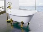 Изображение в Недвижимость Продажа домов Новая ванна отдельностоящая на ножках. в Москве 35000