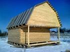 Фото в   Псковские мастера изготовят сруб дома или в Москве 252000