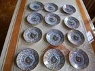 Смотреть изображение Посуда Чайно-столовый сервиз Мадонна ГДР 40 предметов, раритет, антиквариат 38635363 в Москве