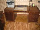 Фотография в Бытовая техника и электроника Телевизоры Продаю письменный стол элитной фабрики Genoveva в Москве 175000