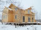 Фото в   Сборный готовый дом из СИП панелей с утеплителем в Екатеринбурге 1063875