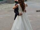 Уникальное фото Свадебные платья свадебное платье со шлейфом 38780555 в Москве