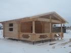 Увидеть фото Строительство домов Дома из профилированного бруса 38844478 в Пскове