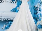 Смотреть изображение  Свадебное платье 46-48-50 р 38960721 в Люберцы