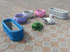 Просмотреть foto  клумбы бетонные цветники вазоны для благоустройства и озеленения 38986335 в Улан-Удэ