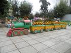 Новое фото  цветник паровоз с вагонами вазонами 38986381 в Улан-Удэ