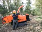 Увидеть фотографию Навесное оборудование Измельчитель древесины Timberwolf TW 280TFTR 39032565 в Москве