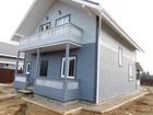 Скачать изображение Загородные дома Дом «под ключ» на при лесном участке с магистральным газом, 39033633 в Москве