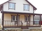 Фотография в Загородная недвижимость Загородные дома Дом для постоянного проживания на 8 сотках в Москве 2300000