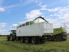 Скачать изображение Спецтехника Прицеп тракторный со сдвиж, Полом, Тонар ПТ3 39148840 в Москве