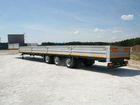 Новое фото Транспорт, грузоперевозки Полуприцеп бортовой (Jumbo), 16,5 м, , Тонар 974612 39149121 в Москве