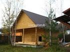 Фотография в   Мы предлагаем Вам построить дом или баню в Москве 149000