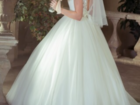 Увидеть фото  Продам свадебное платье 39181401 в Москве