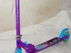 Скачать бесплатно изображение  Самокат Холодное сердце Disney колеса 12,5 см Navigator двухколесный 39232254 в Москве
