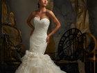 Скачать фото  Американское свадебное платье, русалка 39309454 в Москве