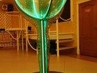 Свежее изображение  Бокал для танцев Высота:1680мм, диаметр основания:1200мм, диаметр чаши: внутренний - 890мм, , наружный - 1000мм 39315971 в Орле