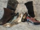 Скачать бесплатно фотографию  Женская обувь б/у в отличном состоянии, известных мировых брендов 39422677 в Москве